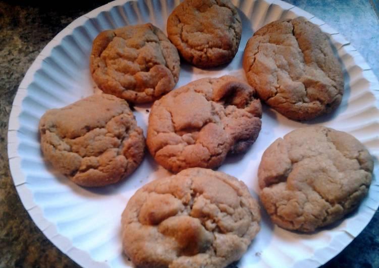 Recipe of Speedy moms peanut butter cookies