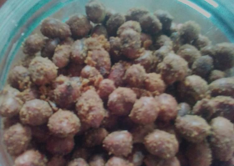 Kalua(kacang manis gula aren)