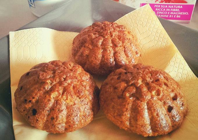 Easiest Way to Make Any-night-of-the-week Superhealthy Bran Muffins