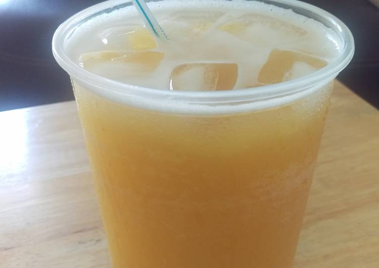 Elisa's Sunshine Tropical Tea