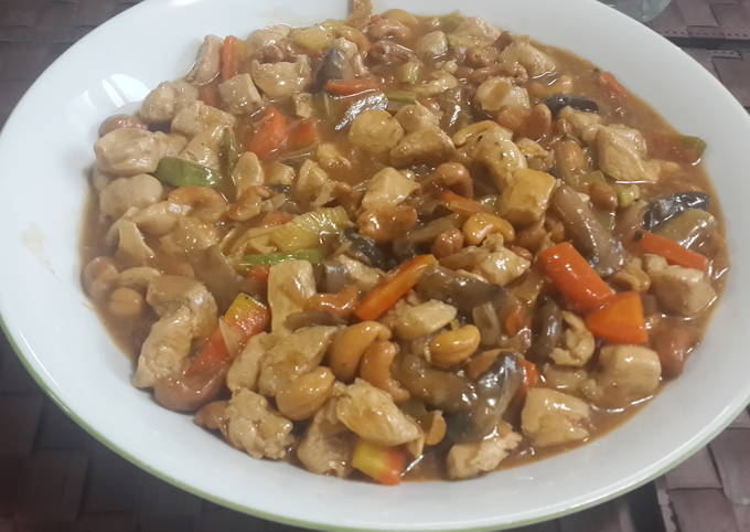 Spicy Chinese Chicken