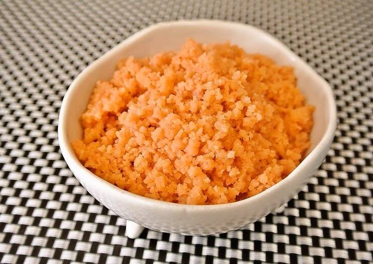 My Family's Secret Recipe!? Minced Shrimp