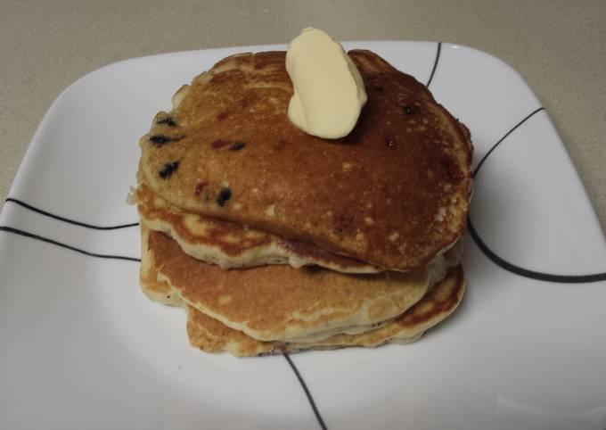 Martha White muffin mix pancakes