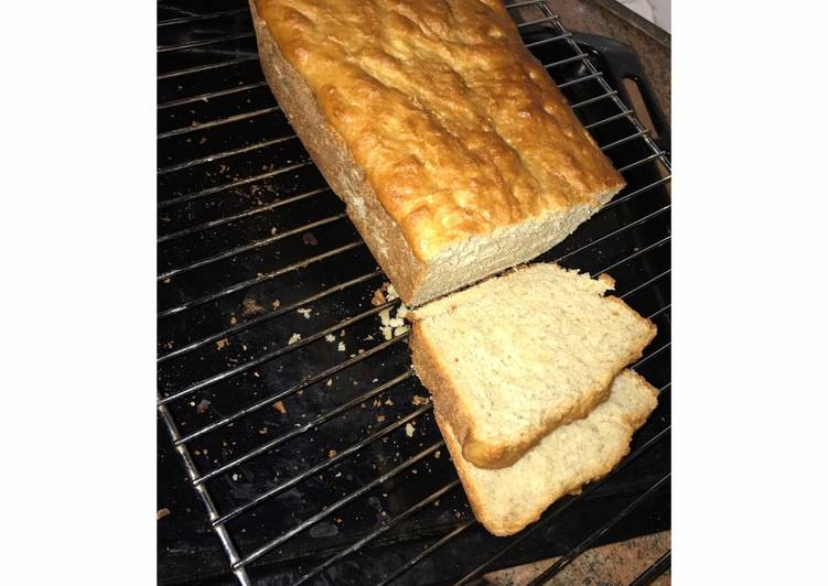 Recipe of Top-Rated White bread