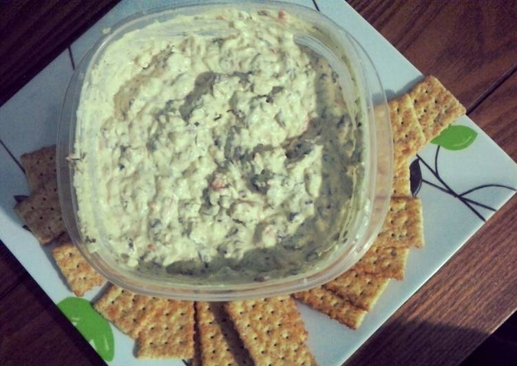 Step-by-Step Guide to Make Homemade Spinach Chicken Dip