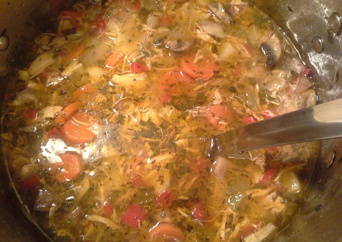 Easiest Way to Make Favorite Chicken Soup