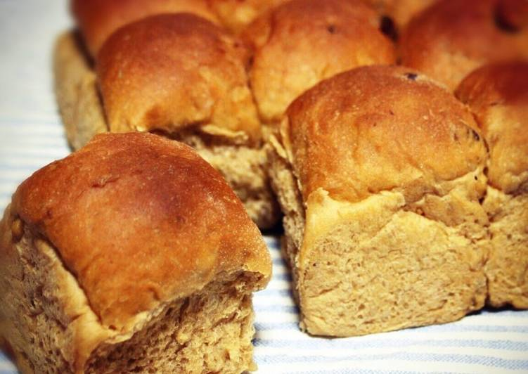 Step-by-Step Guide to Make Ultimate Brown Sugar Cafe Au Lait Rolls