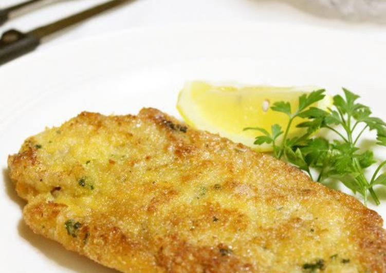 Foods That Can Make You Happy Milanese-style Layered Pork Cutlets