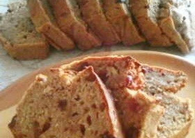 Cinnamon-Scented Okara Oatmeal Bread - Laurie G Edwards