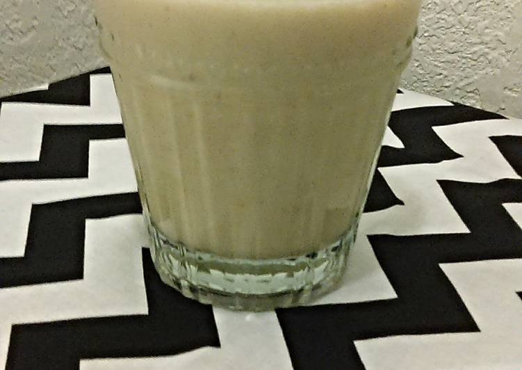Apricot Oat Smoothie 😋