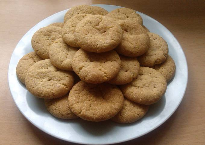 Easiest Way to Prepare Perfect Vickys Almond Flour Snickerdoodles, GF DF EF SF
