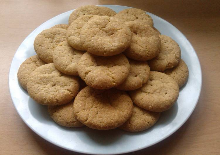 Recipe of Perfect Vickys Almond Flour Snickerdoodles, GF DF EF SF