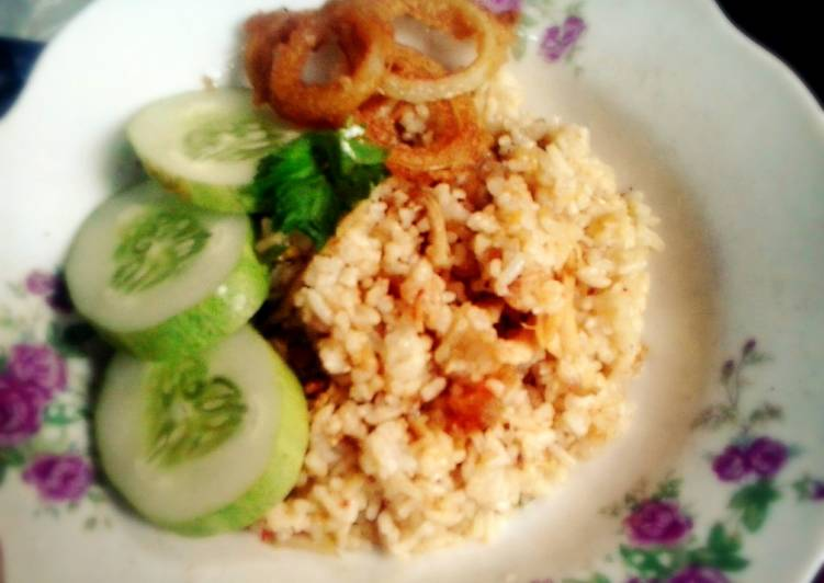 Fried Rice (Nasi Goreng)