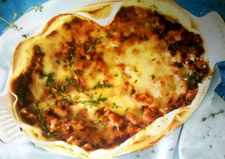 Easiest Way to Prepare Delicious Boerewors Lasagne