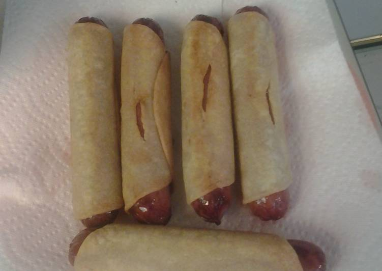 Recipe: Appetizing Mexican Hotdogs