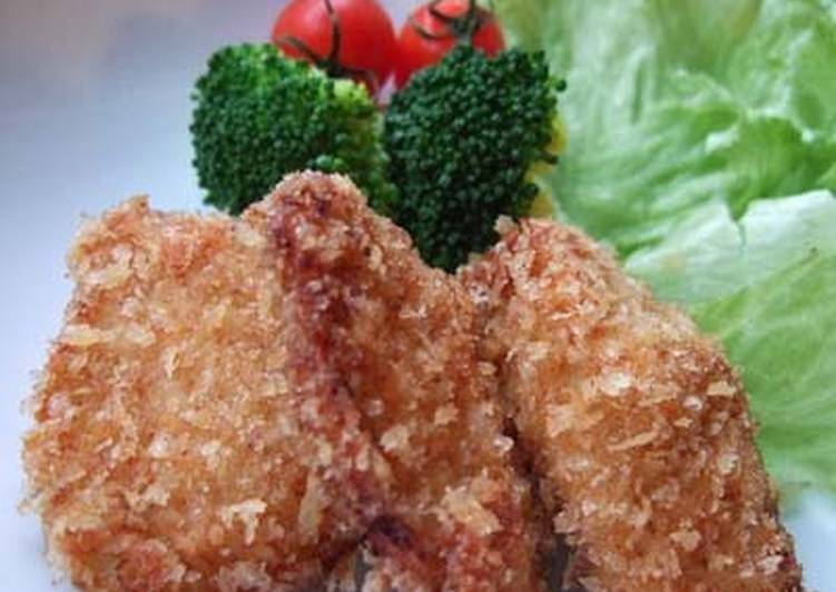Simple Way to Make Perfect Soft & Crispy Chicken Katsu