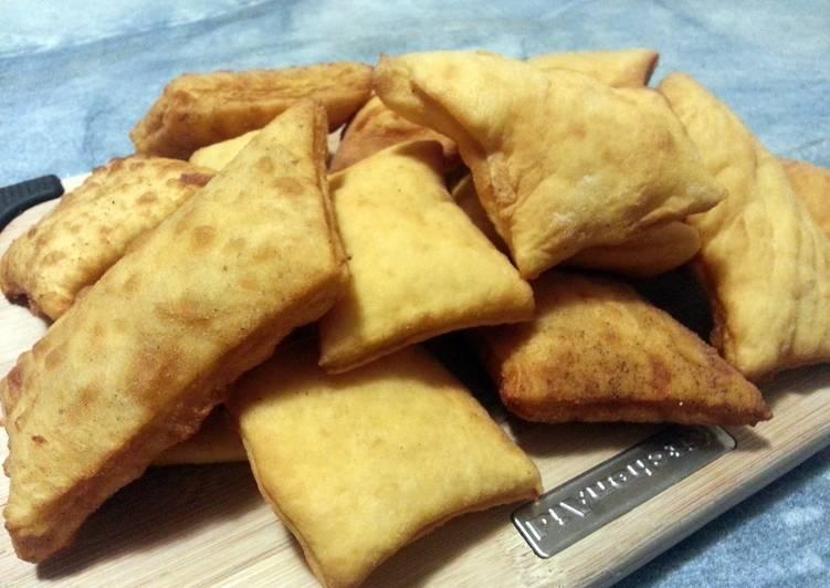 Maori Fry Bread Recipe By Brad Mulley Cookpad