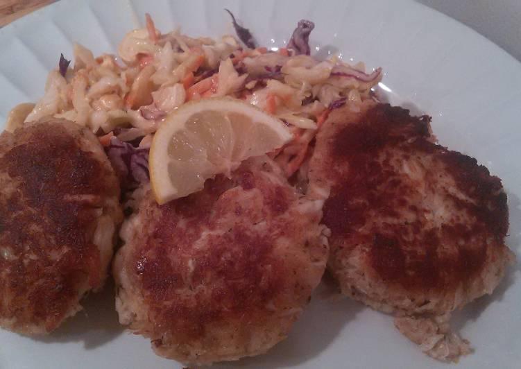 Recipe: Delicious Crab Cakes