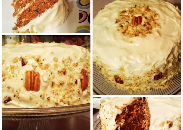 Recipe of Speedy BEST Carrot Cake