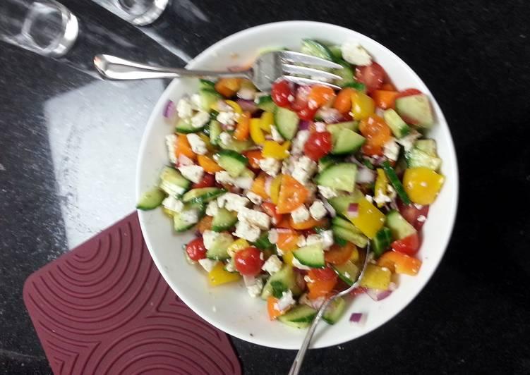 Recipe of Ultimate Deb's Geek Salad