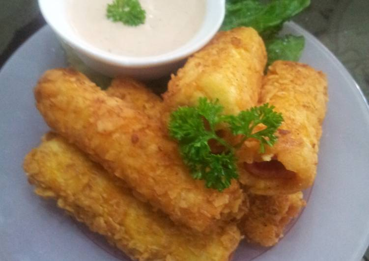 Doritos crust pizza roll