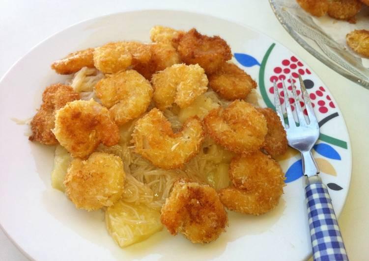 70+ Dinner Easy Autumn Coconut honey shrimp
