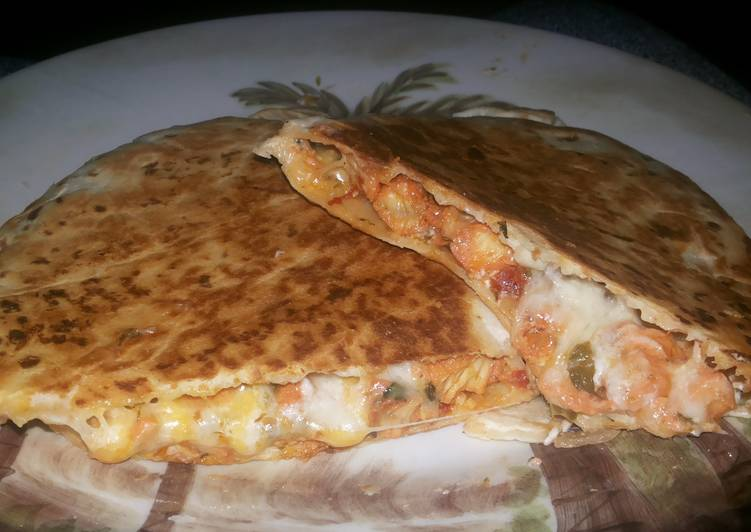 Recipe of Favorite Ricancook1's Style Quesadillas