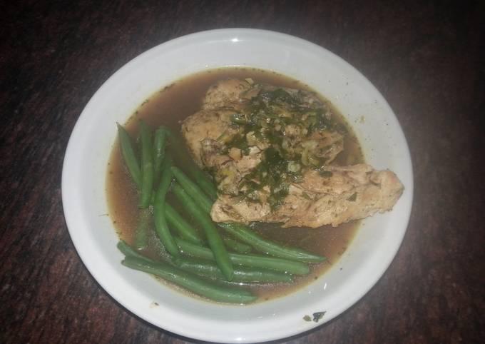 Chicken breast with Lemon Herb