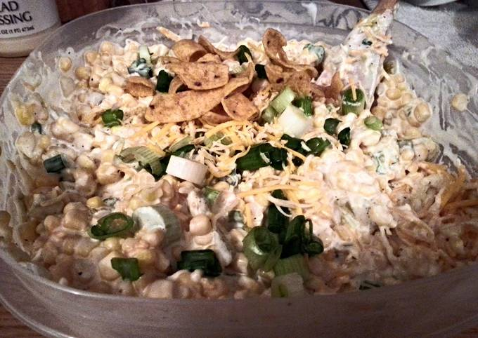 How to Prepare Yummy cowboy corn salsa