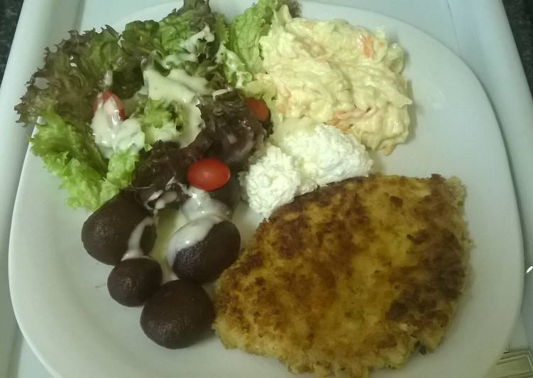 Chicken escalopes