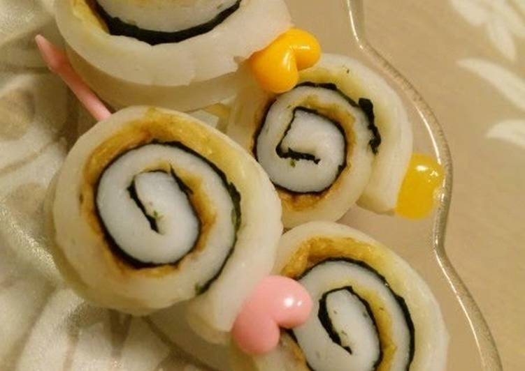 The Meals You Choose To Consume Will Certainly Effect Your Health Easy Chikuwa and Nori Seaweed Rollups
