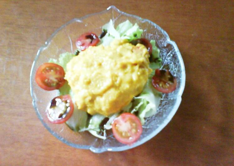 Kabocha Squash Salad or Dip