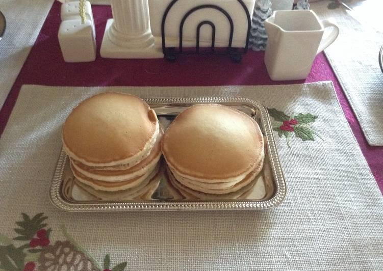 Easiest Way to Make Tasty Dew's Pancakes