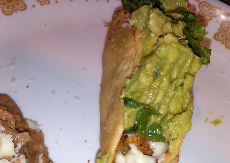 Easiest Way to Make Perfect tofu potato tacos!!!! vegetarians bff
