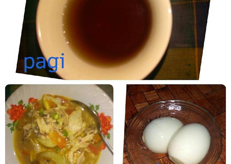 Diet Mayo (Day 7)