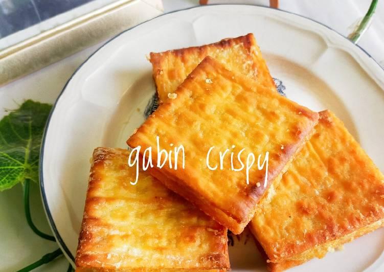 Resep Gabin Crispy Oleh Chiensyn Kuliner Cookpad