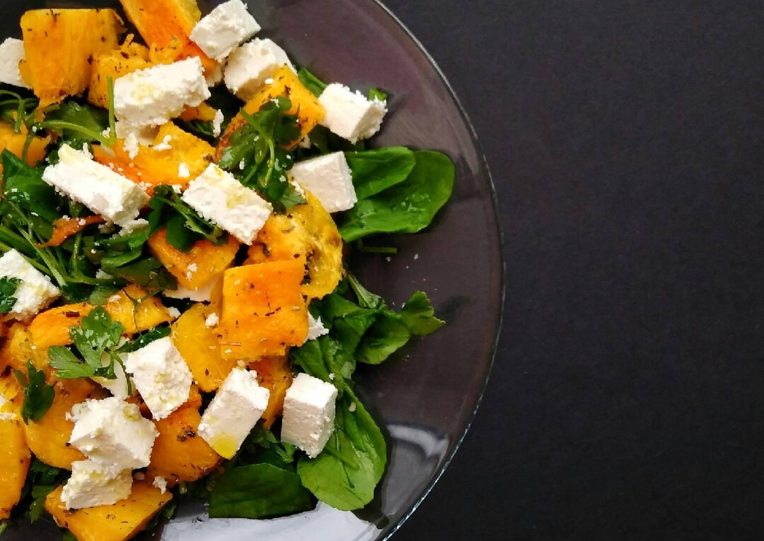 что каждого салат из тыквы рецепты с фото еще елены