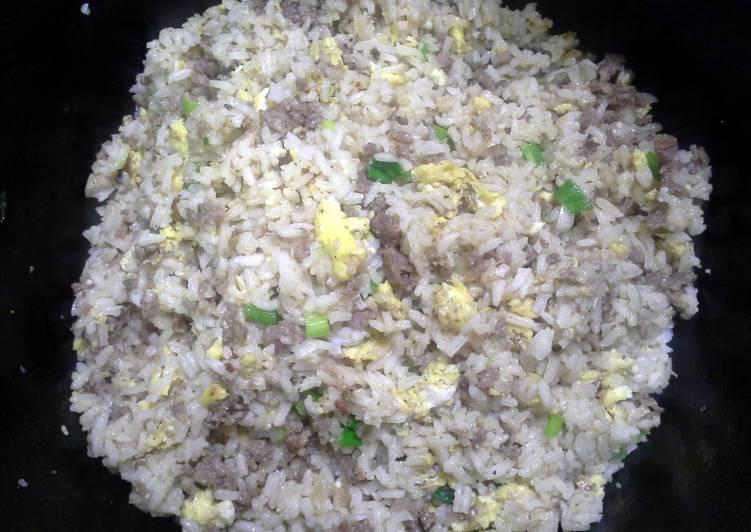 Recipe of Award-winning Breakfast Fried Rice