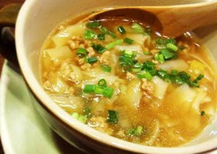 Impromptu Wonton Soup, What Are The Benefits Of Eating Superfoods?