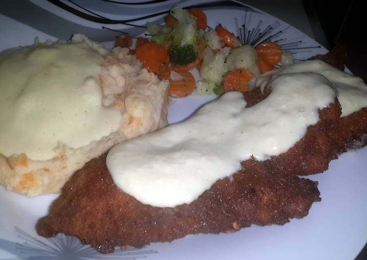 Dining 14 Superfoods Is A Good Way To Go Green For Better Health chicken schnitzel