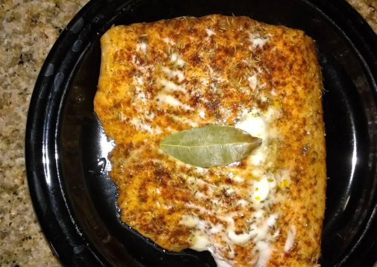 Cajun Italian Salmon
