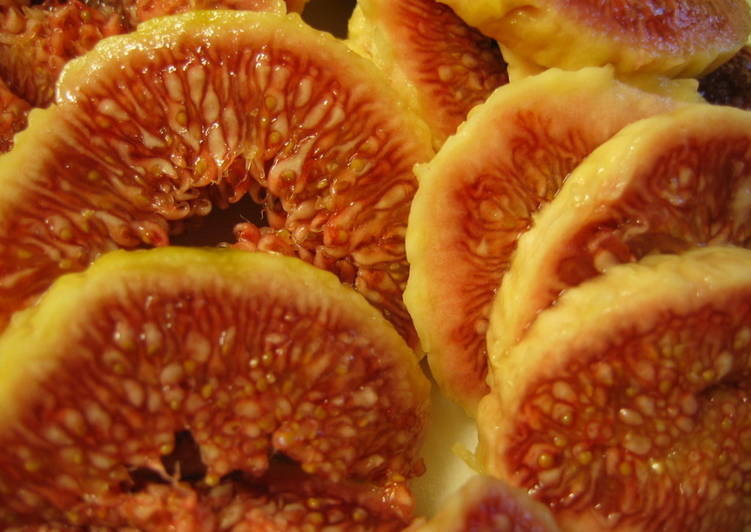 Step-by-Step Guide to Prepare Super Quick Homemade How To Make Fig Jam Very Easily