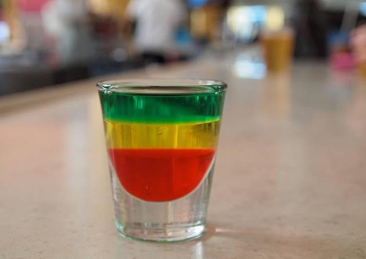 Real Bob Marley drink