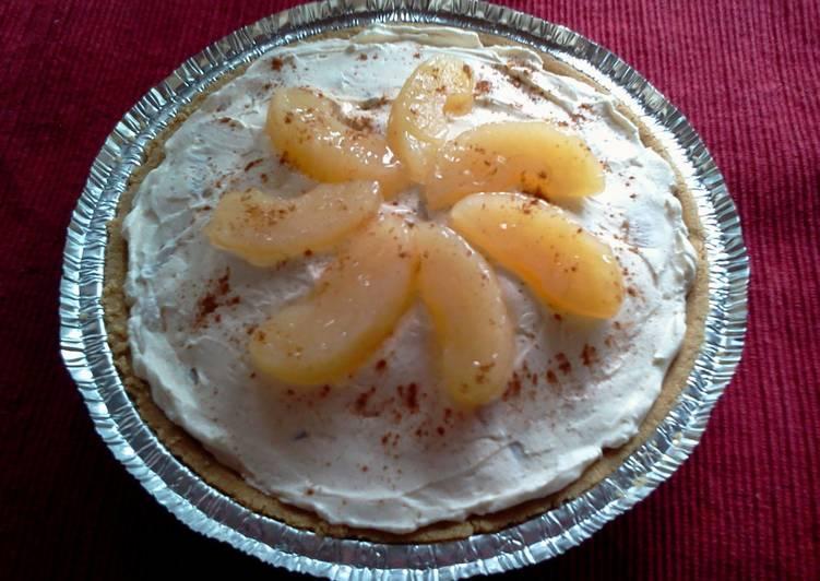 Apple Cream Cheese Pie