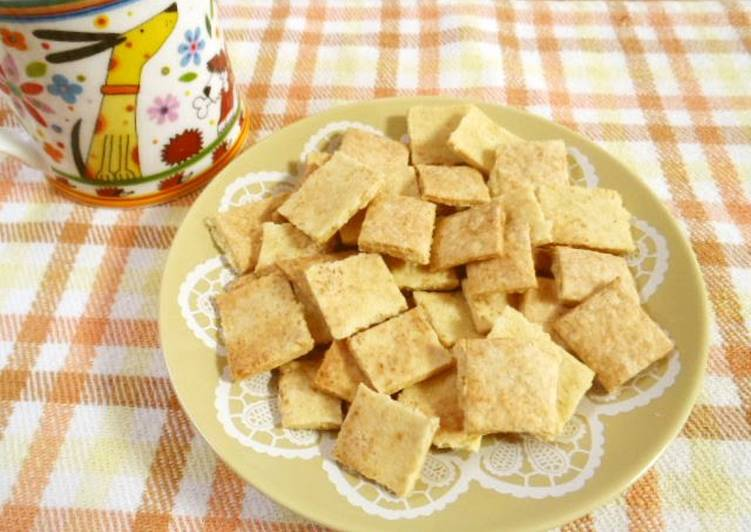 Okara Cookies Made With Pancake Mix - Laurie G Edwards