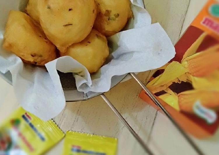 Prekedel kentang anti gagal