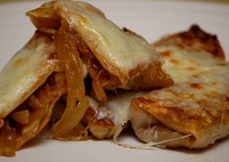 How to Make Tasty French Onion Egg Rolls