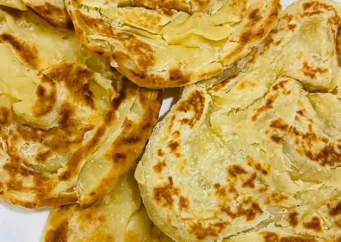 Roti Canai Chomel