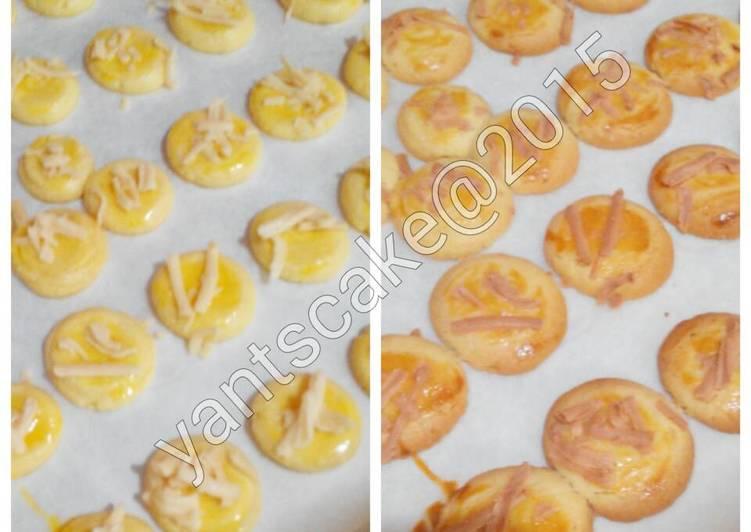 Cookies Lekker Holland (Resep Siti Chaeroni)