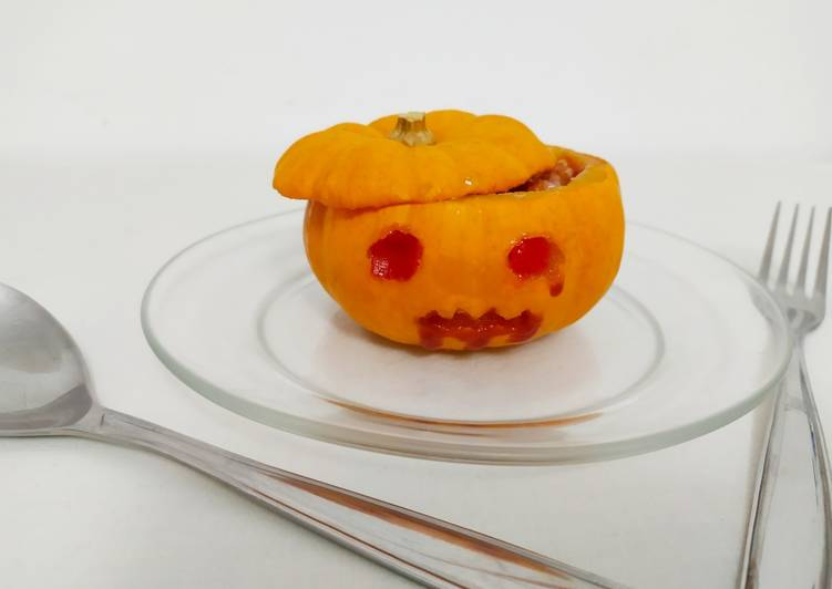 Comment Cuisiner Courge Jack Be Little version Halloween🎃